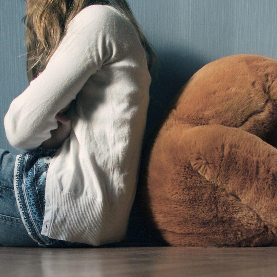 Фото про обиду от девушек