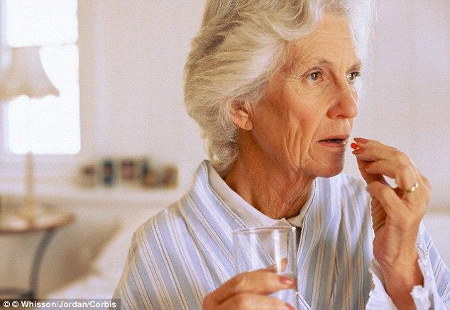 Таблетка от старения