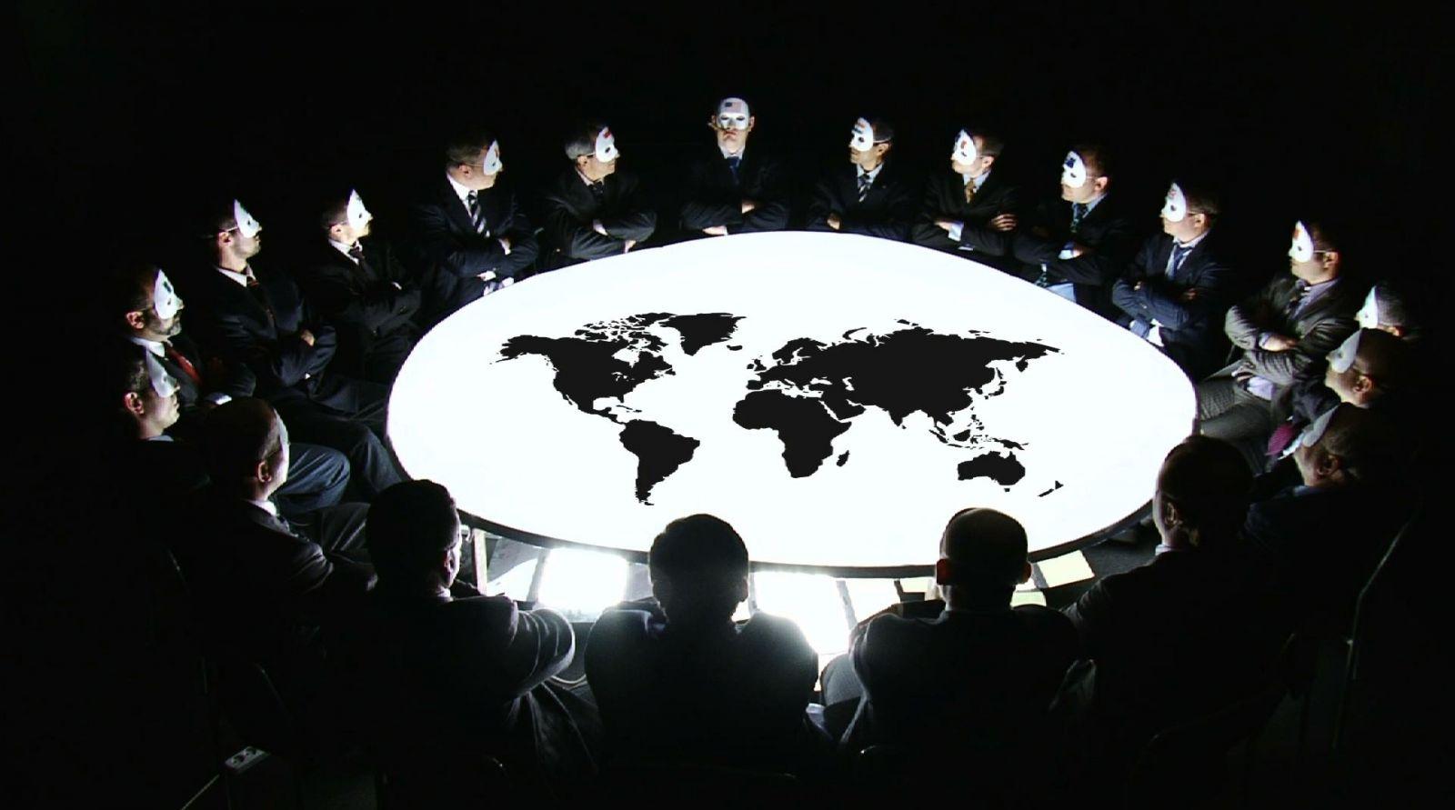 Risultati immagini per new world order
