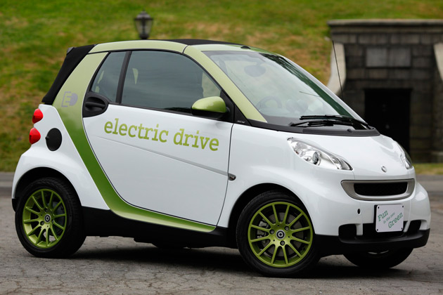 Daimler Smart Electric Drive