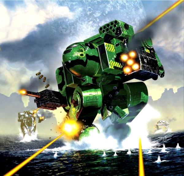 War Robots — Википедия