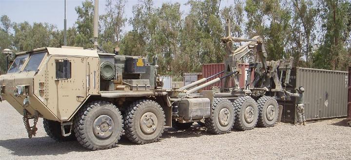 Робот-водитель: сегодня солдат, а завтра «дальнобойщик»? Мир прогнозов