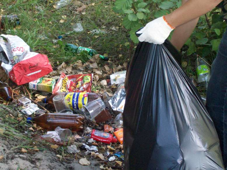 Рассказ о переработке мусора